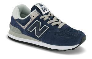 New Balance Sneaker Blå WL574EN