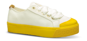 Scotch & Soda sneaker hvit Sylvie