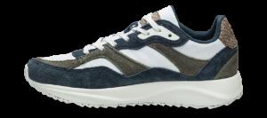 Woden dame-sneaker hvit/multi WL843-411