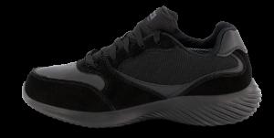 Skechers herresneaker sort 52590