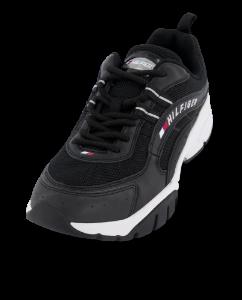 Tommy Hilfiger sneaker sort EM0EM00397