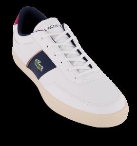 Lacoste herresneaker hvit COURTMASTER3196C