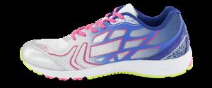 CULT sneaker grå/hvid/blå/pink