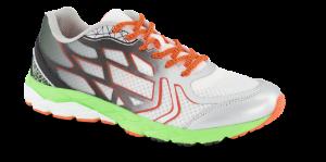 CULT sneaker sølvgrå/hvit/oransje