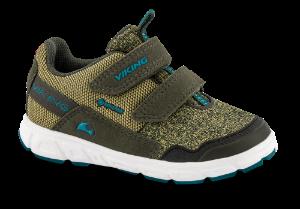 Viking Barnesneakers Grønn 3-50000