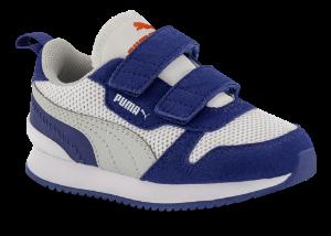 Puma Barnesneakers Grå 373618