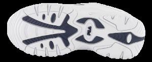 Fila barnesneaker hvit 1010781