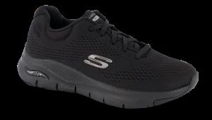 Skechers sneaker sort 149057