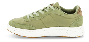 Woden Sneakers Grønn WL606