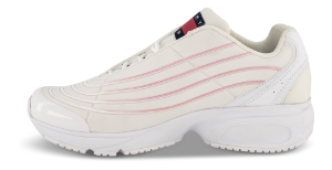 Tommy Jeans Sneaker Hvid EN0EN01290YBR