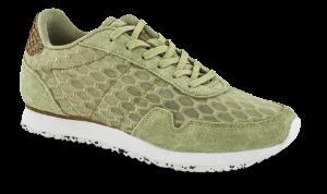 Woden Sneakers Grønn WL874