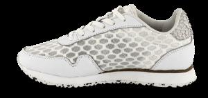 Woden Sneakers Hvit WL876