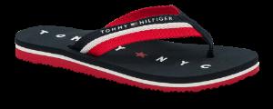 Tommy Hilfiger Poolslide Blå FW0FW02370403