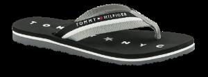 Tommy Hilfiger Poolslide Sort FW0FW02370990