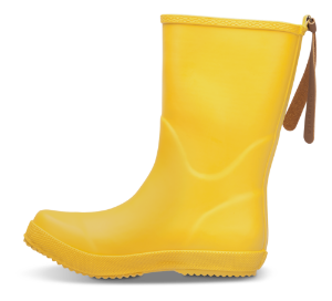Bisgaard børnegummistøvle gul 92001999
