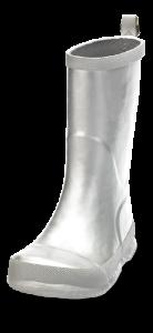 KOOL barnegummistøvel sølv