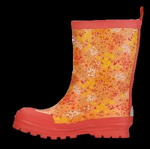 Viking børnegummistøvle coral multi 1-18120 Mimosa