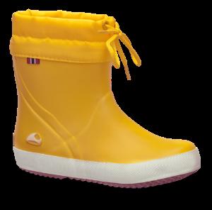 Viking børnegummistøvle gul 1-16000 Alv