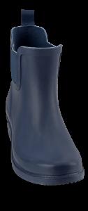 B&CO damegummistøvel blå