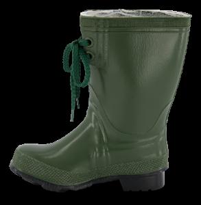 Sanita gummistøvel grønn 538665