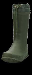 KOOL børnegummistøvle med varmt for grøn