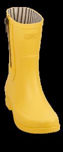 B&CO damegummistøvle gul
