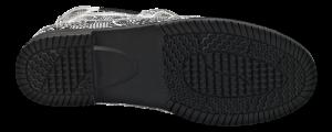 B&CO damegummistøvle sort/hvid