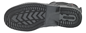 Viking damegummistøvle sort 1-37500 Gyda
