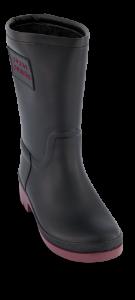 Tommy Hilfiger gummistøvle sort FW0FW04336