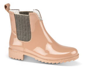 Rieker damegummistøvle rosa P8280-31