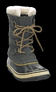 Sorel damestøvlett sort NL1645