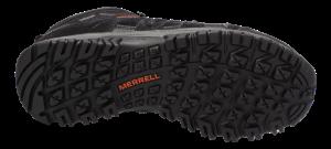 Merrell herrestøvle sort M09599