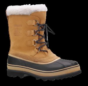 Sorel caribou vinterstøvlett honey NM1000