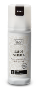 Touch Suede Nubuck 75 ml - Sort