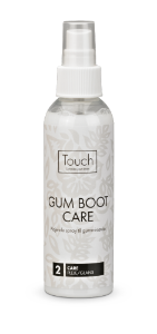 Touch Gum Boot Care - Plejende spray til gummistøvler