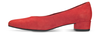 Gabor damepump rød 2530055