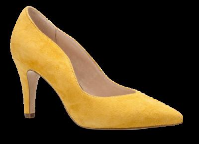 Tamaris 22451 gul stilet GRATIS FRAGT