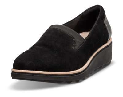 Clarks dame slip in Sharon Dolly
