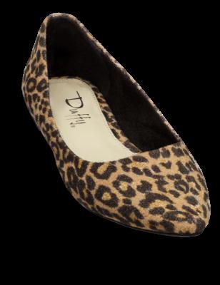 Leopard prints | Damesko, Flade sko, Sko