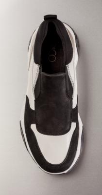 B&CO sneaker sorthvid
