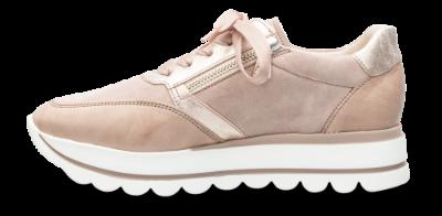 Beige Sneakers  Gabor  Sneakers - Sko Til Dame