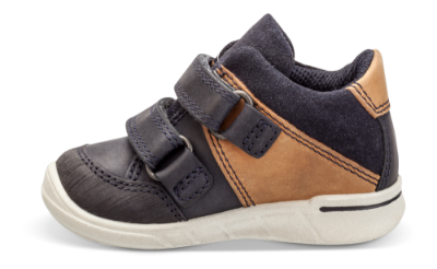 Støvle kort blåbrun Caprice