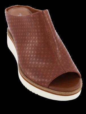 tamaris butikker i danmark, Tamaris Cognac højhælet sandal