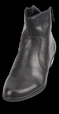 Rieker kort damestøvle sort Y0773 00