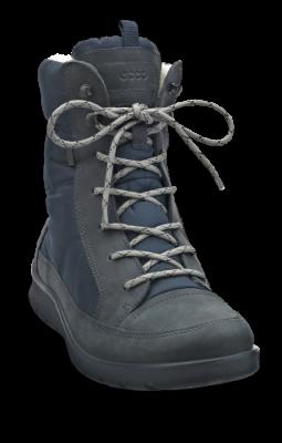 ECCO damestøvlett marineblå 215553 BABETT BO