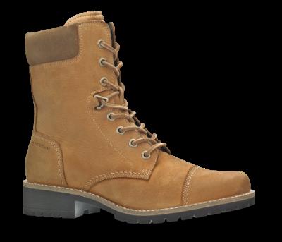 ECCO damestøvlett brun 244743 ELAINE