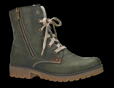 rieker boots stockists, Dame Støvletter Ankelstøvler