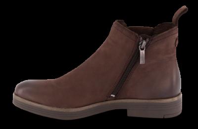 Tamaris kort damestøvle brun 1 1 25310 23