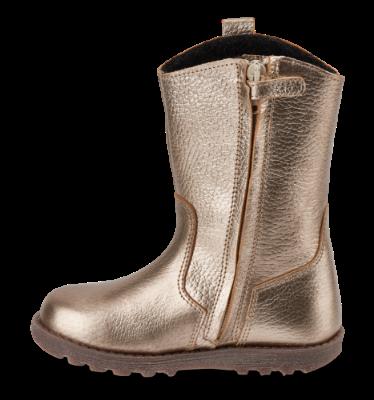 Skofus støvlett bronse