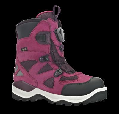 ECCO barnestøvlett rosa 710232 SNOW MOUN